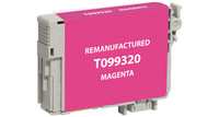 Epson T099320, Remanufactured InkJet Cartridges, Magenta