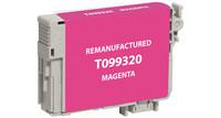 Epson T099320, Remanufactured InkJet Cartridges, Magenta