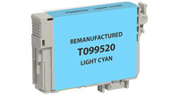 Epson T099520, Remanufactured InkJet Cartridges, Light Cyan