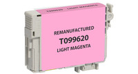 Epson T099620, Remanufactured InkJet Cartridges, Light Magenta