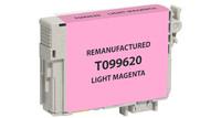 Epson T099620, Remanufactured InkJet Cartridges, Light Magenta