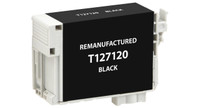 Epson T127120, Remanufactured InkJet Cartridges, Black (Extra High Capacity)
