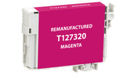 Epson T127320, Remanufactured InkJet Cartridges,  Magenta (Extra High Capacity)