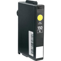 Lexmark 150XL, Remanufactured InkJet Cartridges, Yellow