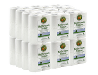 Earth Friendly Products Bathroom Tissue, 24 Packs