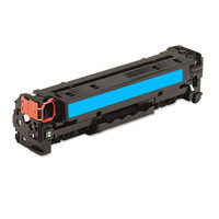 HP CLR LSRJT CP5225 Remanufactured Toner Cartridge, Cyan