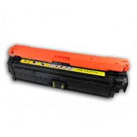 HP CLR LSRJT CP5525 Remanufactured Toner Cartridge, Yellow