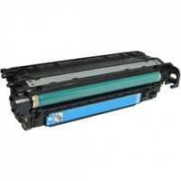 HP Laserjet CM4540 Remanufactured Toner Cartridge, Cyan