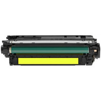 HP Laserjet CM4540 Remanufactured Toner Cartridge, Yellow
