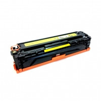 HP Laserjet M251NW Remanufactured Toner Cartridge, Yellow