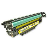 HP Laserjet M551N Remanufactured Toner Cartridge, Yellow