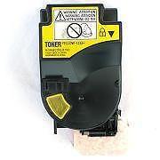 Konica 8020 Remanufactured Toner Cartridge, Yellow