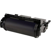 Lexmark T520 Remanufactured Toner Cartridge, Black