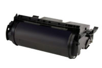 Lexmark 12A6735, Remanufactured Toner Cartridge Black