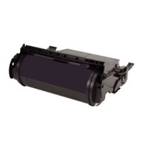 Lexmark 12A6865, Remanufactured Toner Cartridge Black
