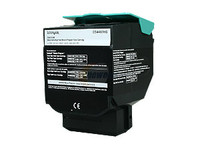 Lexmark C544X1KG, Remanufactured Toner Cartridge Black