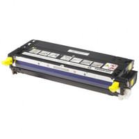 Dell 300-1201, Remanufactured Toner Cartridge Yellow