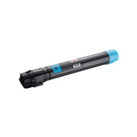 Dell 330-6138, Remanufactured Toner Cartridge Cyan