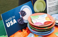 """Blueware Compostable 10"""" Plate"""