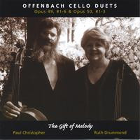 Offenbach Cello Duets CD