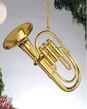 "4"" Tuba Ornament"
