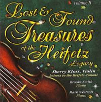 Lost and Found Treasures Vol II: Sherry Kloss