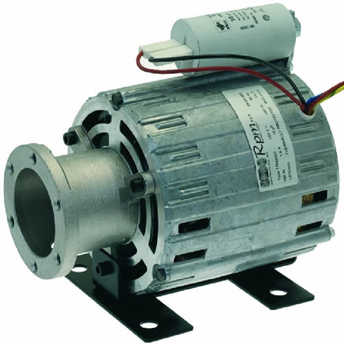 Motor RPM for Rotary Pump with Flange Connection 150W 220V 50Hz Cable Connect