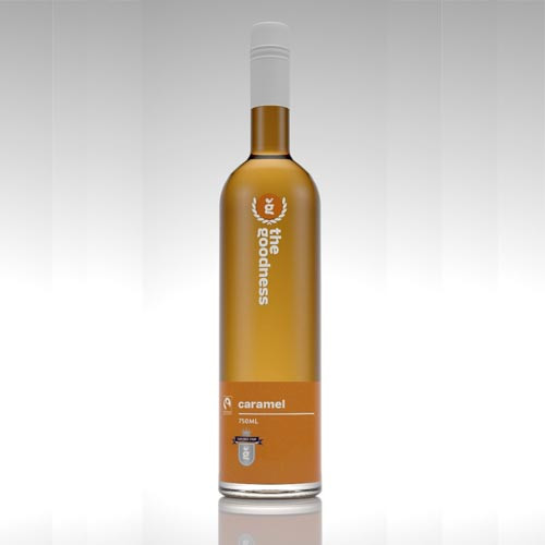 The Goodness Caramel Syrup 750ml
