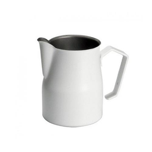 Motta Europa 350ml Milk Steaming Jug / Pitcher White