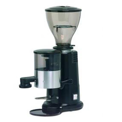 MACAP M5 Stepless Adjustment Espresso Grinder Black