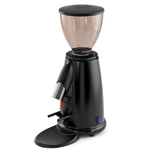 MACAP M2M Doserless Espresso Coffee Grinder Black
