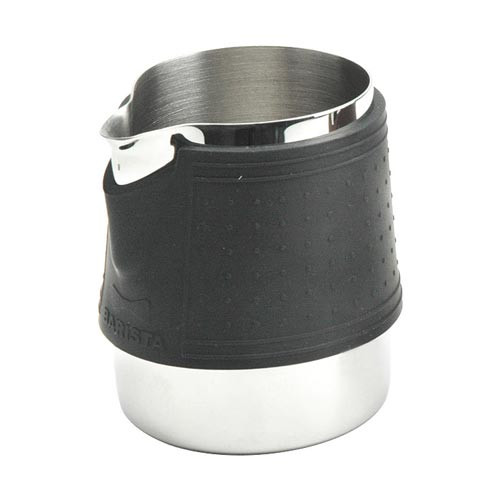 Milk Pitcher with Silicone Sleeve 300ml