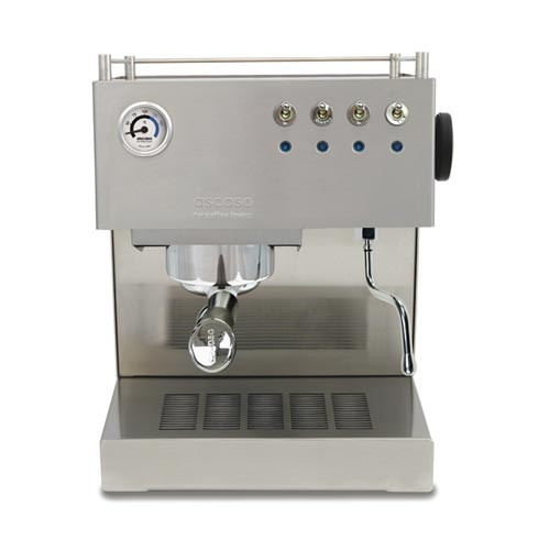 ASCASO Steel Uno Pro V3 Espresso Coffee Machine