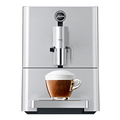 JURA Ena Micro 9 Silver Automatic Espresso Coffee Machine