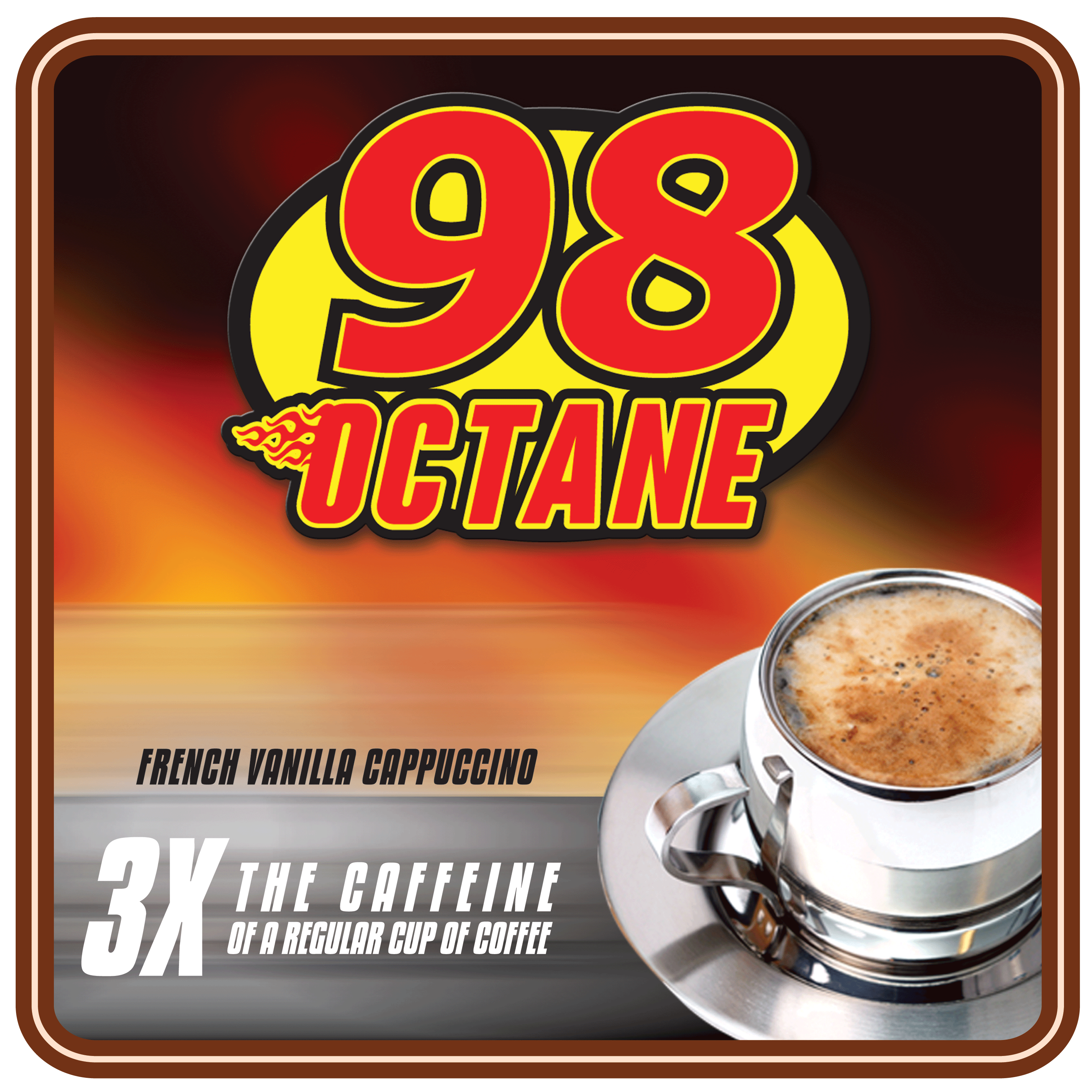 FRENCH VANILLA 98 OCTANE SALE