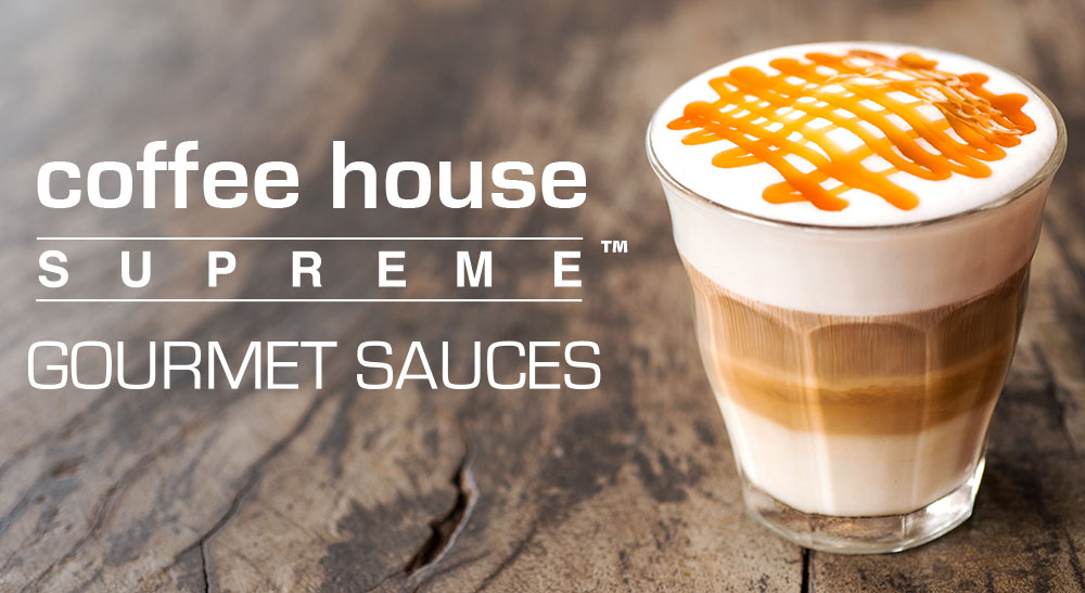 coffee house supreme gourmet sauces