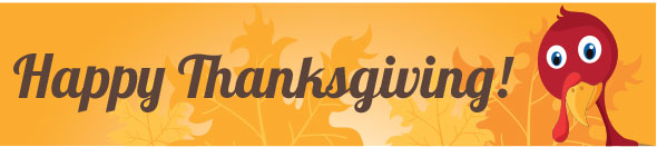 Happy Thanksgiving from your friends at Cappuccino Supreme