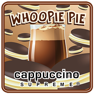 WHOOPIE PIE CAPPUCCINO MIX 25% OFF