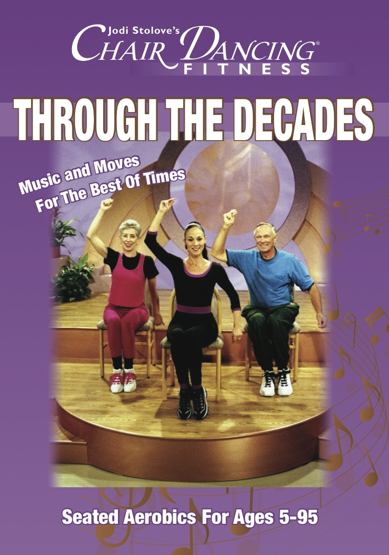 Chair Dancing® Through the Decades DVD