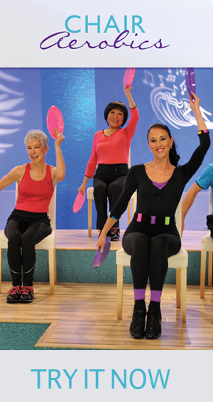 Aerobic Chair Workout - Chair Dancing® International Inc.