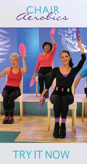 Aerobic Chair Workout - Chair Dancing® International Inc.