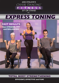Sit or Stand for Express Toning