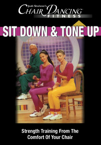 Chair Dancing® presents Sit Down & Tone Up!