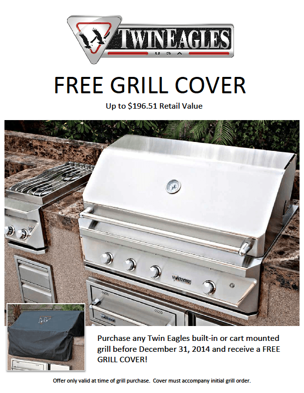 Twin Eagles Grill Promotion
