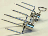 Universal Heavy Duty 4-prong Meat Forks, Set | 60150