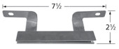 Brinkmann cross over tube dimensions