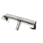 7 1/2 x 3, Stainless Steel T Pipe Burner, Charbroil | 19541