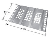 Stainless Heat Shield Steelman dimensions