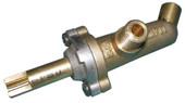 Brass left hand valve