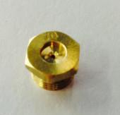 Brass Spud Orifice